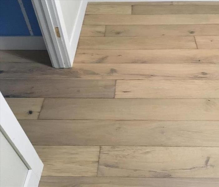 Hardwood Floors Can be Saved if Acted Upon Quickly After
