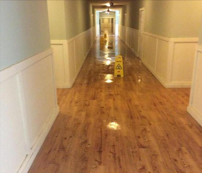 Water Damage Water Damage and Wood Floors
